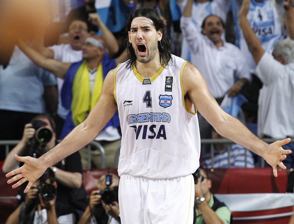 Scola, abanderado de Argentina en Río 2016
