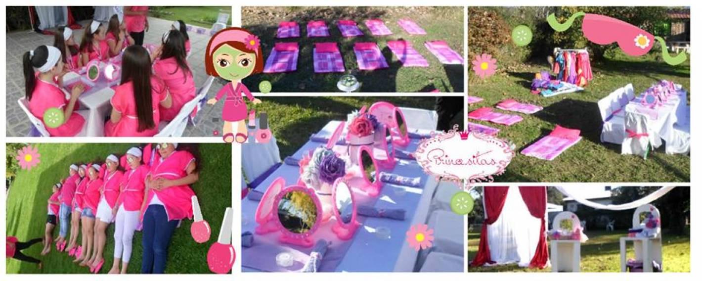 Spa de nenas: La nueva tendencia para cumpleaños en Mendoza