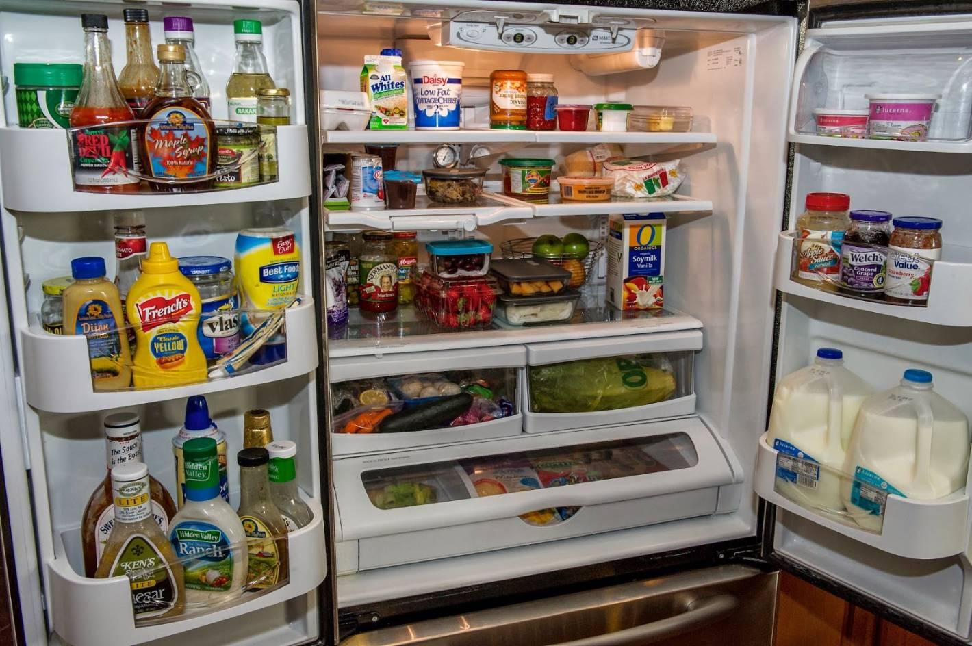 Cu nto tiempo duran los alimentos en el freezer - Temperatura freezer casa ...