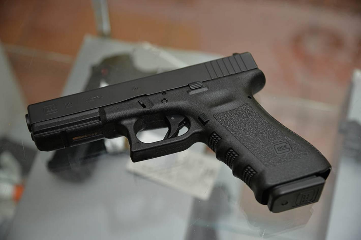 En buenos aires siete de cada diez familias tienen armas for Muebles para guardar armas de fuego