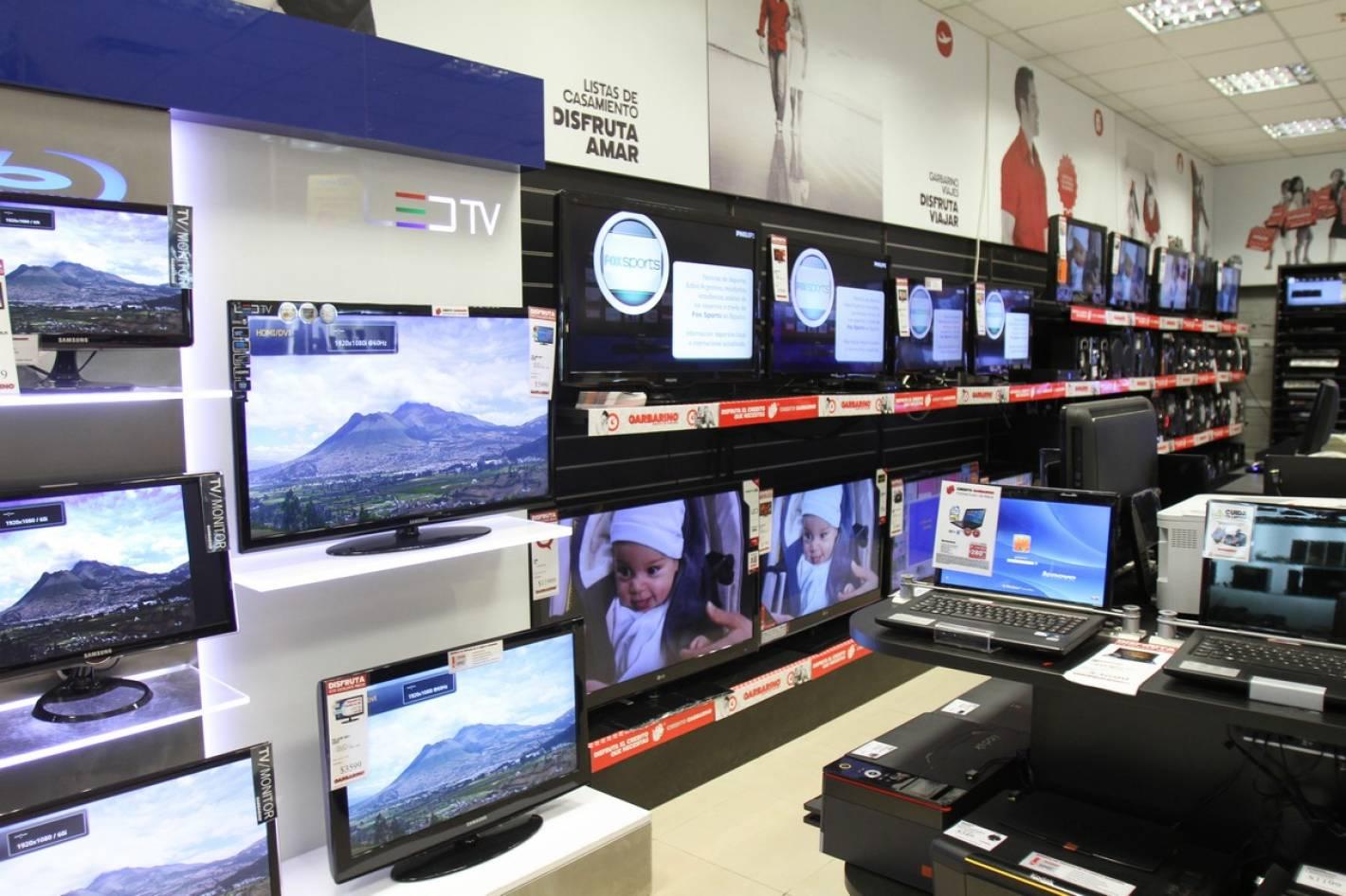 Comenzaron las primeras promociones de televisores por el - Electrodomesticos la casa ...