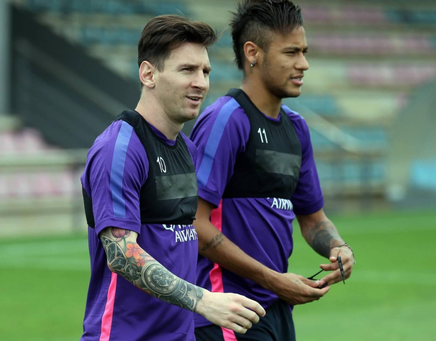 Qu significan los tatuajes de Messi